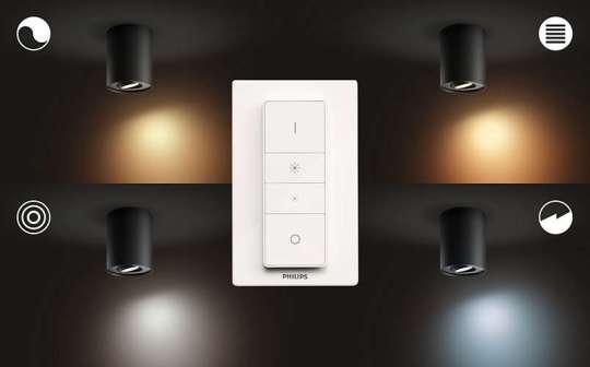 Philips HUE PILLAR spot lampa - 5633030P7 - 3