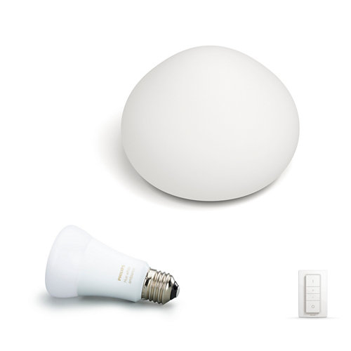 Philips HUE WELLNER stona lampa - 4440156P7 - 2