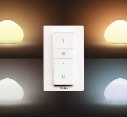 Philips HUE WELLNER stona lampa - 4440156P7 - 3