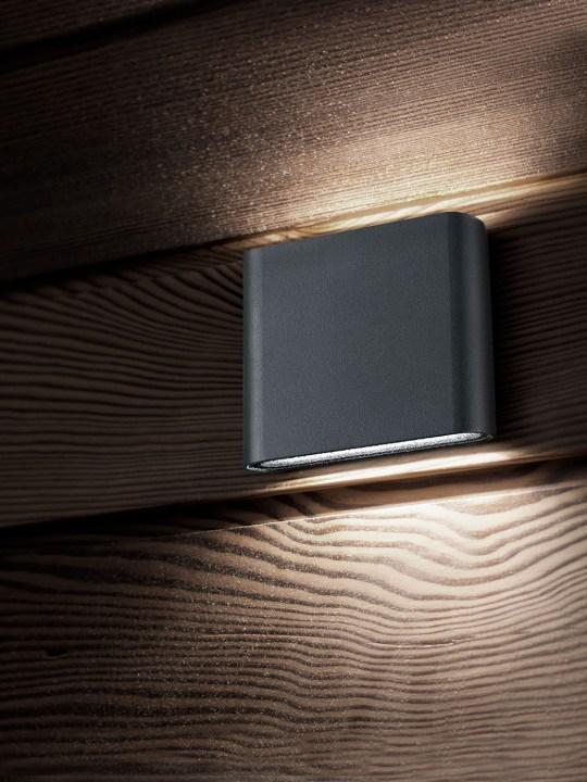 NOVA LUCE spoljna lampa SOHO - 740401