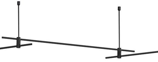 NOVA LUCE cilindrična struktura GRAMMI 01 - 9028311