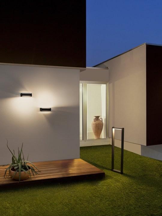 NOVA LUCE spoljna lampa VOLVER - 9195062