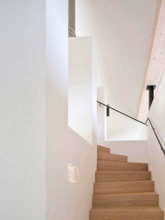 NOVA LUCE stepenišna lampa CIROCCO - 9600217