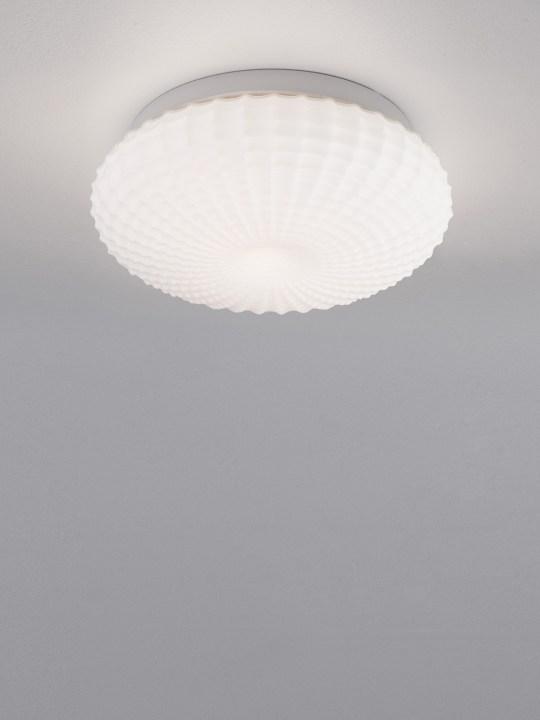 NOVA LUCE kupatilska plafonjera CLAM - 9738256