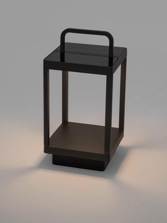 NOVA LUCE spoljna lampa BALI - 9922360