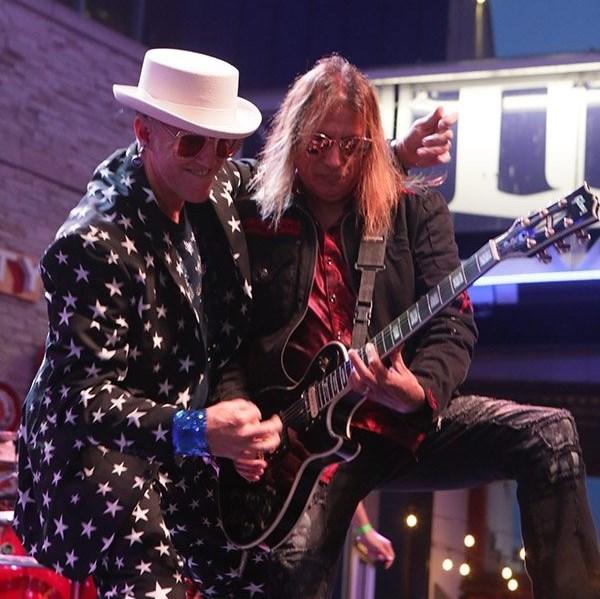 Elton Dan and The Rocket Band- Bottleneck, Lawrence, KS