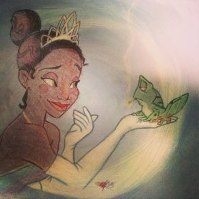 The Princess and the Stoned Frog (2015)
