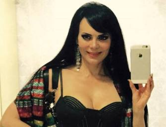 CONFIRMÓ SU LLEGADA A REYNOSA MARIBEL GUARDIA