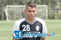 Martin Giménez llega al Uní luego de un provechoso paso por Arsenal de Argentina.