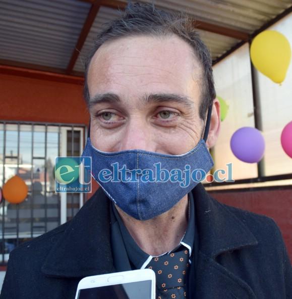 Luis Vergara, padre de Poullett, habló con nuestro medio.