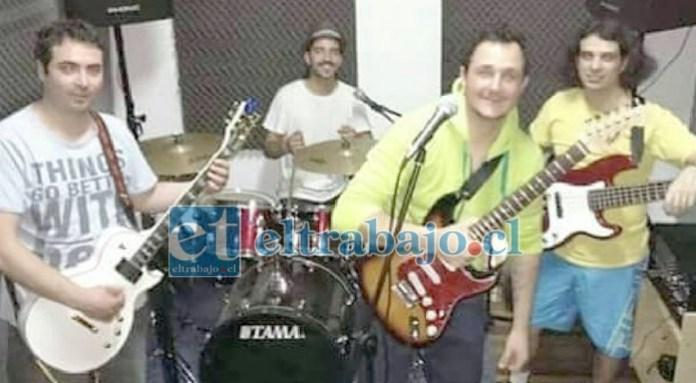 LANZAN NUEVO ÁLBUM.- Ellos son sólo algunos de los músicos chilenos que han aportado talento y carisma a la banda Tatto Falconi TTF.