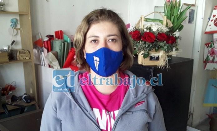 Jacqueline Urbina Saavedra, paciente que pide la ingresen al GES.
