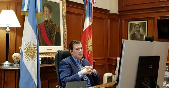 Zamora anunció que la Nación aportará a la Provincia 400 millones de pesos, que se suma a los ingresos de Julio