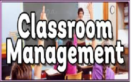 how to manage a classroom