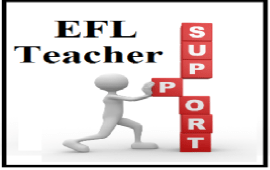 how to support EFL teacher