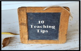 tips to teach EFL effectively