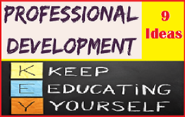 simple ideas for EFL professional development