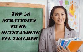 strategies to be successful EFL teachers