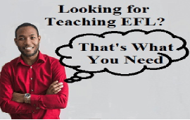 what you need to get a TEFL job