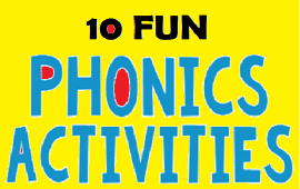 fun phonics activities to teach reading and vocabulary