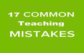 common-teaching-mistakes