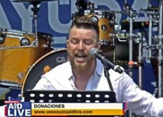 Daniel-Habif-Venezuela-aid-live