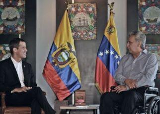 Guaidó-Moreno
