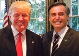 Trump-Bolsonaro