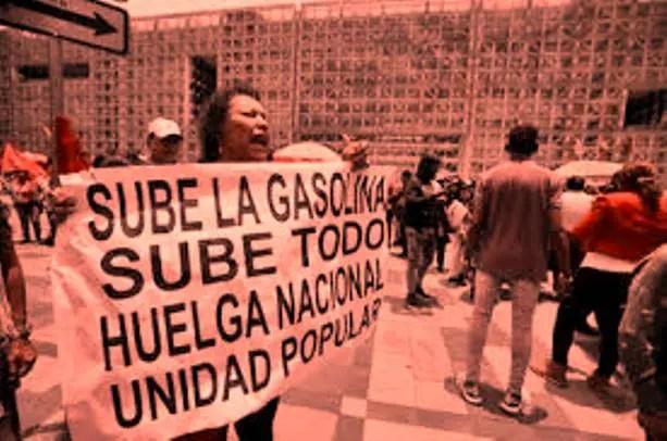 Estado de excepción Ecuador