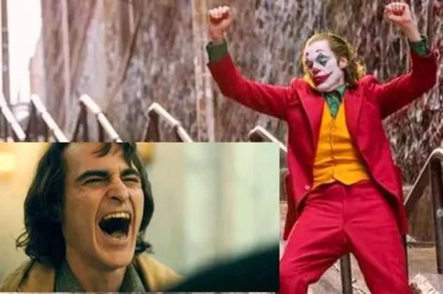 Joaquin Phoenix jocker
