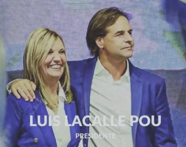 Luis La Calle Pou presidente electo de Uruguay