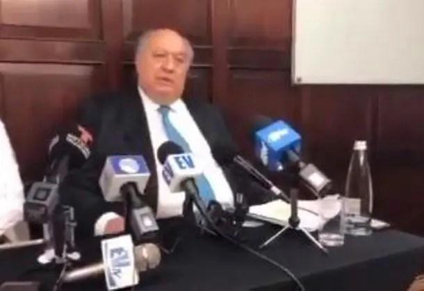 Calderón Berti y el desastre llamado Guaidó