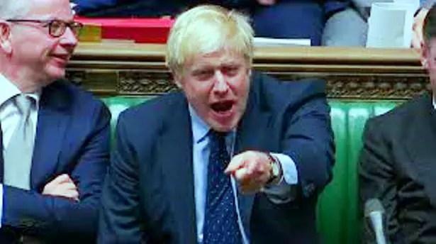 Boris Johnson habría obtenido una mayoría absoluta en las elecciones en Reino Unido