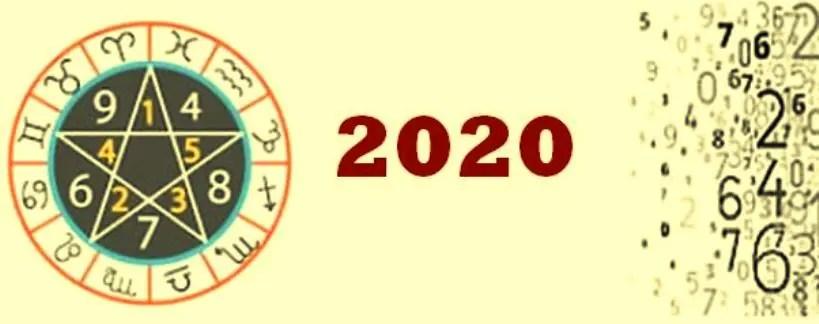 Que nos revela la numerología para el año 2020