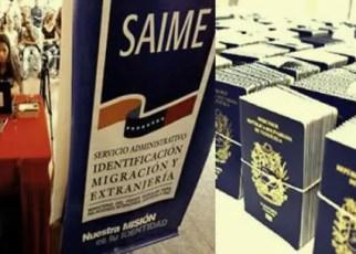 SAIME ajustó nuevamente los precios para la solicitud delpasaportey su prórroga