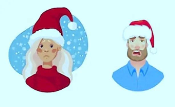 Depresión navideña: cómo vencer la tristeza de fin de año