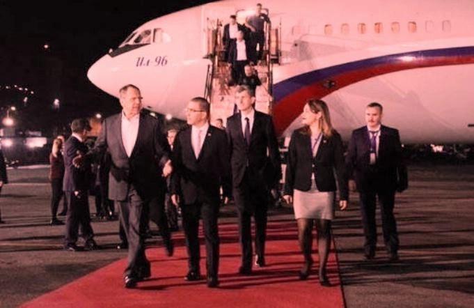 Rusia refuerza su cooperación con el régimen de Maduro