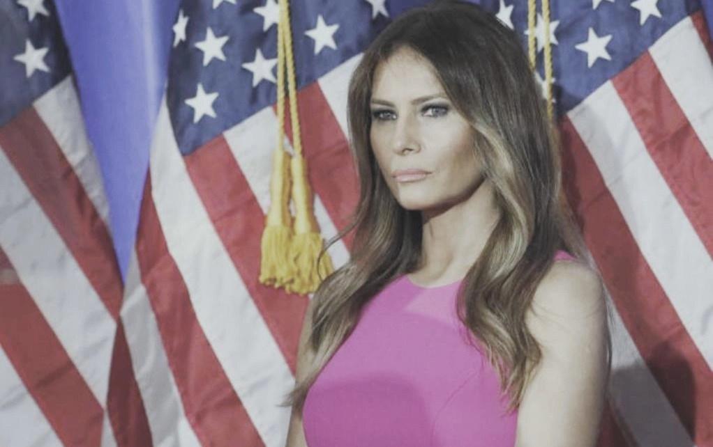 Donald Trump obligó a Melania a mentir sobre su edad