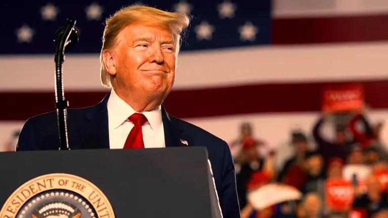 Trump fue absuelto en su impeachment