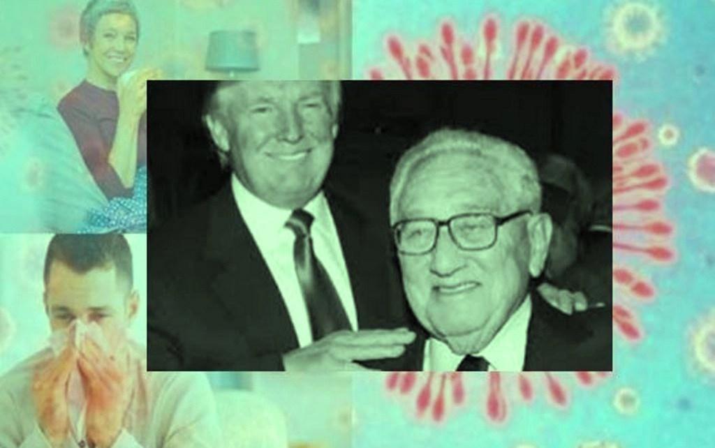 """Henry Kissinger: """"Coronavirus alterará el orden mundial para siempre"""""""