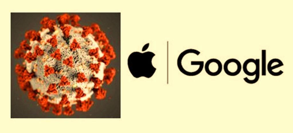 Apple y Google de la mano para ratreo del COVID-19