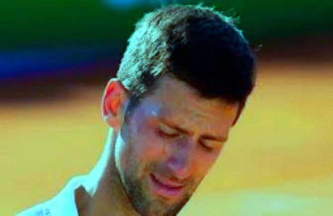 Novak Djokovic positivo por Covid-19
