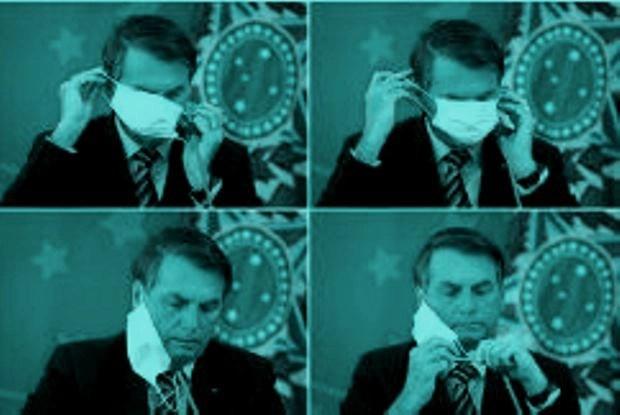 Bolsonaro nuevamente dio positivo por coronavirus