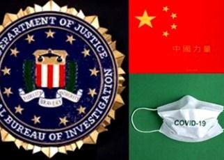 El FBI prepara caso contra el régimen comunista chino por el COVID-19