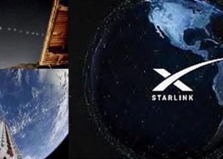 brillo de los satélites de Starlink preocupa a los astrónomos
