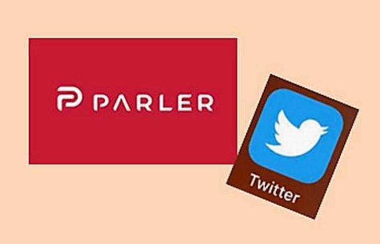 La tuiterestupidez de Twitter impulsa a Parler