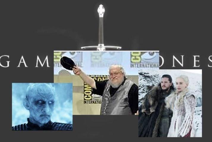 George RR Martin firma contrato con HBO