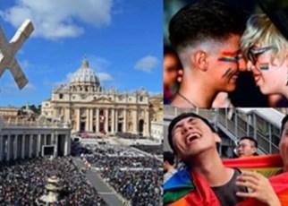 Vaticano no bendecirá uniones entre homosexuales