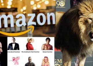 Amazon se compra a la Metro Goldwyn Mayer