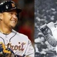 Miguel Cabrera igualó y superó a Babe Ruth en hits